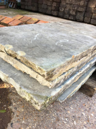 yorkflagstone hearths 47 x 25 inchesx 3inches thick